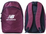 PLECAK NEW BALANCE TEAM BACKPACK BORDOWY NTBBAPK8BG