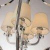WEWNĘTRZNA LAMPA WISZĄCA NEW YORK P04380WH COSMO LIGHT BIAŁE ABAŻURY LOFT