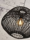 LAMPA WISZĄCA NATURALNA MADAGASCAR/H50/B ITS ABOUT ROMI