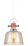 LAMPA WISZĄCA LOFT ITALUX SIMALTO MDM-2998/1 W+AMB