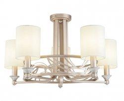 NOWOCZESNA LAMPA SUFITOWA GLAMOUR MAYTONI VITTORIA H004CL-05BG