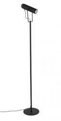 LAMPA STOJACA PODŁOGOWA MARLON 5100067  ZUIVER CZARNA