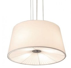 NOWOCZESNA LAMPA WISZĄCA LIGHT PRESTIGE BALI LP-1322/1P WH