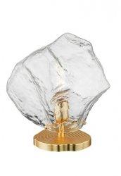 ZUMA LINE ROCK TABLE T0488-01A-U8AC LAMPA STOŁOWA DEKORACYJNA ORYGINALNA