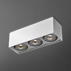 LAMPA PLAFON AQUAFORM SQUARES 50x3 230V 46011-03