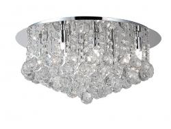 LAMPA PLAFON SUFITOWY AZZARDO BOLLA 38