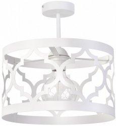 LAMPA PLAFON SUFITOWY MAROKO 31597 WHITE SIGMA