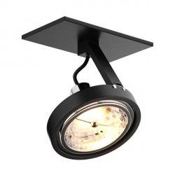 NOWOCZESNA LAMPA WEWNĘTRZNA (SPOT) ZUMA LINE GINO DL1 20005-BK   CZARNY