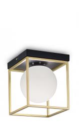 NOWOCZESNA LAMPA SUFITOWA LINGOTTO PL1 IDEAL LUX