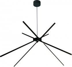 NOWCZESNA LAMPA WISZĄCA LED SPIDER P0412 MAXLIGHT