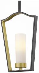 LAMPA WISZĄCA COSMO LIGHT DUBLIN P01209BZ