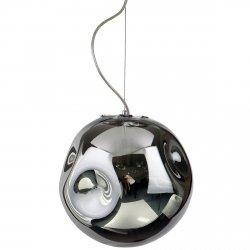 NOWOCZESNA LAMPA WISZĄCA ITALUX SIMAO PND-3693-L-1-CH+SMK