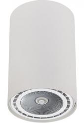 NOWODVORSKI LAMPA SUFITOWA TUBA SPOT BIT WHITE 9481