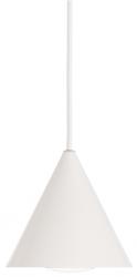 NOWOCZESNA LAMPA WISZĄCA A-LINE IDEAL LUX BIAŁA