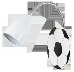 LAMPA KINKIET DZIECIĘCY FRANKIE 4467 PIŁKA NOŻNA RABALUX