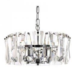 KRYSZTAŁOWA LAMPA SUFITOWA GLAMOUR MAYTONI PUNTES MOD043PL-04CH