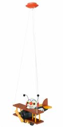 EGLO AIRMAN 85059 LAMPA SUFITOWA DZIECIĘCA