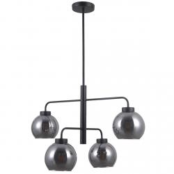 LAMPA WISZĄCA LOFT ITALUX POGGI PND-28028-4D