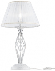 LAMPA STOŁOWA GLAMOUR DO SALONU, SYPIALNI MAYTONI GRACE ARM247-00-G
