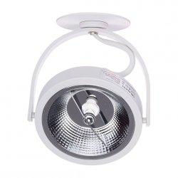 LAMPA OPRAWA SPOT REFLEKTOR BIAŁA MILAGRO LUGAR ML5699 WHITE 1xAR111 GU10  WPUSZCZANA