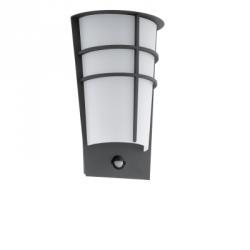 LAMPA OGRODOWA KINKIET ZEWNĘTRZNY EGLO BREGANZO 1 96018 Z CZUJNIKIEM RUCHU