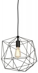 LAMPA WISZĄCA IT'S ABOUT ROMI COPENHAGEN BLACK