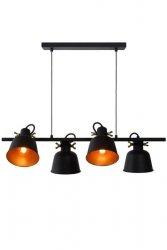 INDUSTRIALNA LAMPA SUFITOWA WISZĄCA LUCIDE PIA 45380/04/30