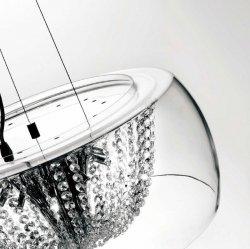LAMPA WISZĄCA KRYSZTAŁOWA LEXUS 500 S CLARO ORLICKI DESIGN