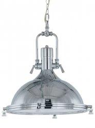 ITALUX MADISON LAMPA WISZĄCA CHROM INDUSTRIALNA