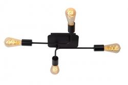 LUCIDE LESTER 21118/04/30 LAMPA SUFITOWA PLAFON LOFT