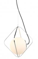 LAMPA WISZĄCA DESIGNERSKA ITALUX CANTO PEN-5696-1-BKCR