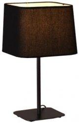 ABAŻUROWA LAMPA STOŁOWA MARBELLA LIGHT PRESTIGE LP-332/1T BK