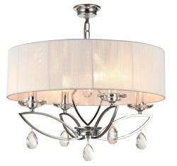 NOWOCZESNA LAMPA WISZĄCA GLAMOUR MAYTONI MIRAGGIO MOD602-04-N