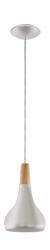 EGLO SABINAR 96984 LAMPA WISZĄCA SREBRNA