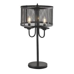 LAMPA STOŁOWA SOHO 310859 CZARNA LOFT POLUX