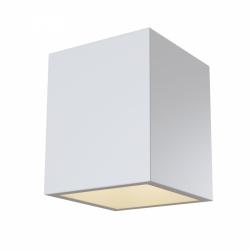 NOWOCZESNA LAMPA SUFITOWA Z RAMĄ GIPSOWĄ MAYTONI CONIK GYPS C002CW-01W