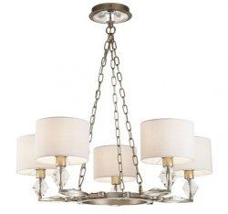 NOWOCZESNA LAMPA SUFITOWA GLAMOUR MAYTONI LUXE H006PL-05G