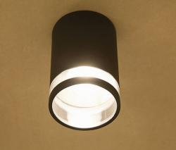 LAMPA ZEWNĘTRZNA PLAFON TUBA NOWODVORSKI ROCK 3406 NOWOCZESNA