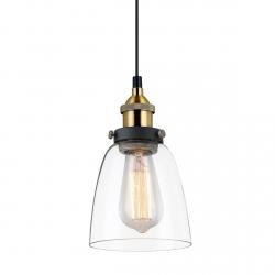 LAMPA WISZĄCA ITALUX FRANCIS MDM-2563/1 GD+CL