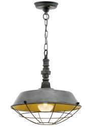 EGLO CHEPSTOW 49706 LAMPA WISZĄCA INDUSTRIALNA