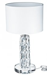 KRYSZTAŁOWA LAMPA STOŁOWA GLAMOUR MAYTONI TELENTO DIA008TL-01CH