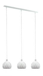 LAMPA WISZĄCA ROCCAFORTE 97857 EGLO