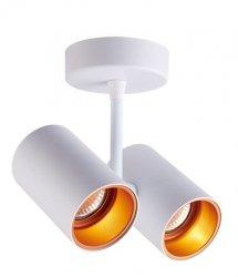 LAMPA SUFITOWA SPOT REFLEKTOR NOWOCZESNY TORI ACGU10-126 ZUMA LINE
