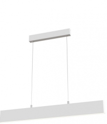 NOWOCZESNA LAMPA WISZĄCA BELKA LED MAYTONI STEP P010PL-L23W