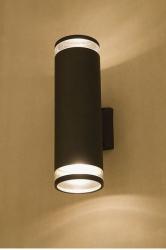LAMPA ZEWNĘTRZNA KINKIET OGRODOWY TUBA NOWODVORSKI ROCK 3407 NOWOCZESNA