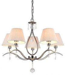 NOWOCZESNA LAMPA SUFITOWA GLAMOUR MAYTONI TALIA MOD334-WL-05-N