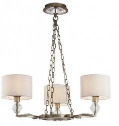 NOWOCZESNA LAMPA SUFITOWA GLAMOUR MAYTONI LUXE H006PL-03G