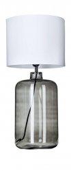 LAMPA STOŁOWA ABAŻUROWA BIAŁA GOTEBORG 4CONCEPTS L035102413