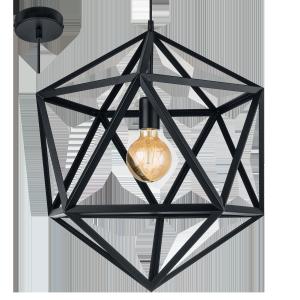 LAMPA WISZĄCA EMBLETON LOFT VINTAGE 49762 EGLO
