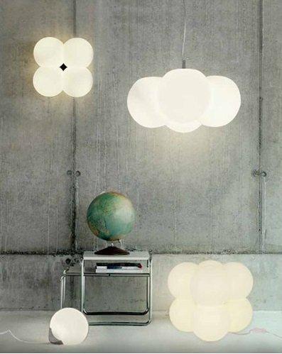 LAMPA PODŁOGOWA  AZZARDO ARIS 8 FLOOR ML-8047-8